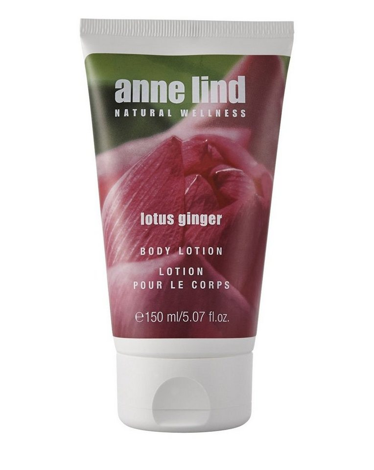 Annemarie Börlind Bodylotion »Anne Lind Lotus Ginger«