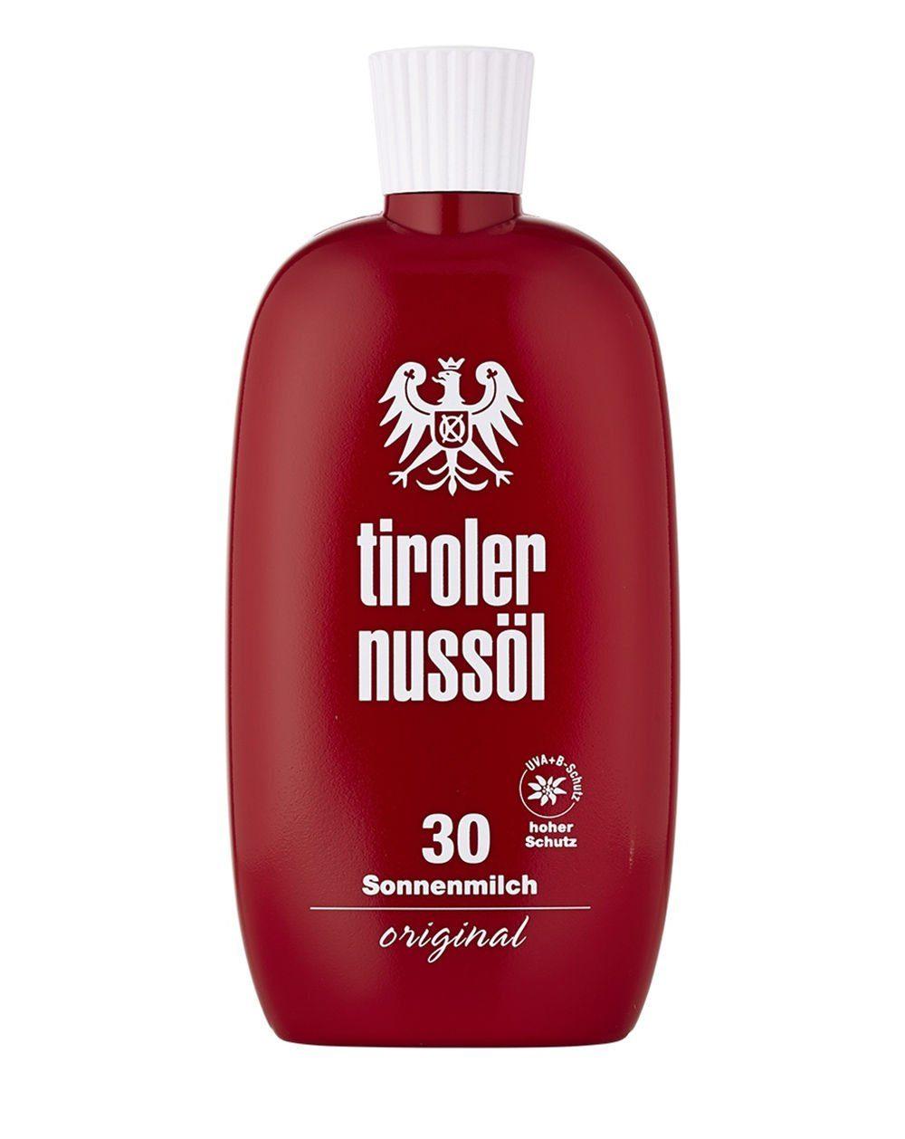 Tiroler Nussöl Sonnenmilch »Original«