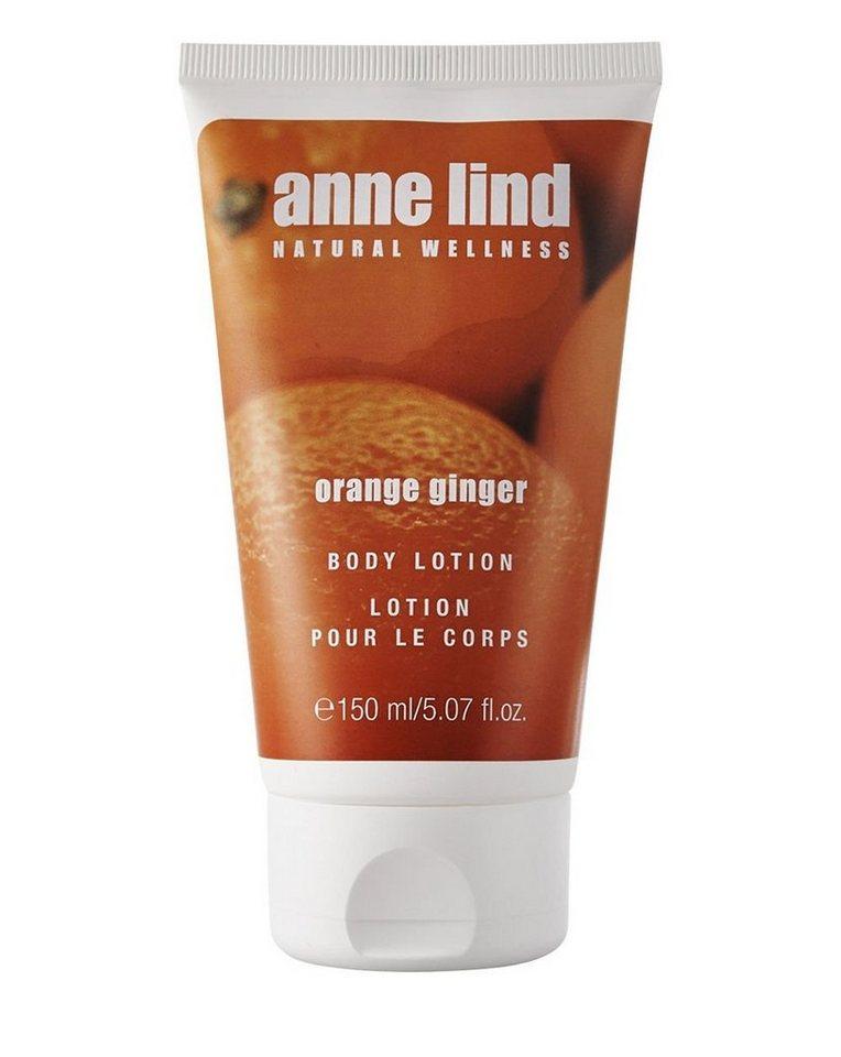 Annemarie Börlind Bodylotion »Anne Lind Orange Ginger«