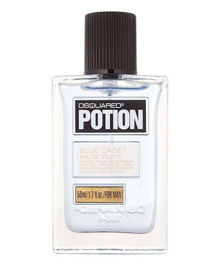 Dsquared2 Eau de Toilette »Potion Man Blue Cadet«