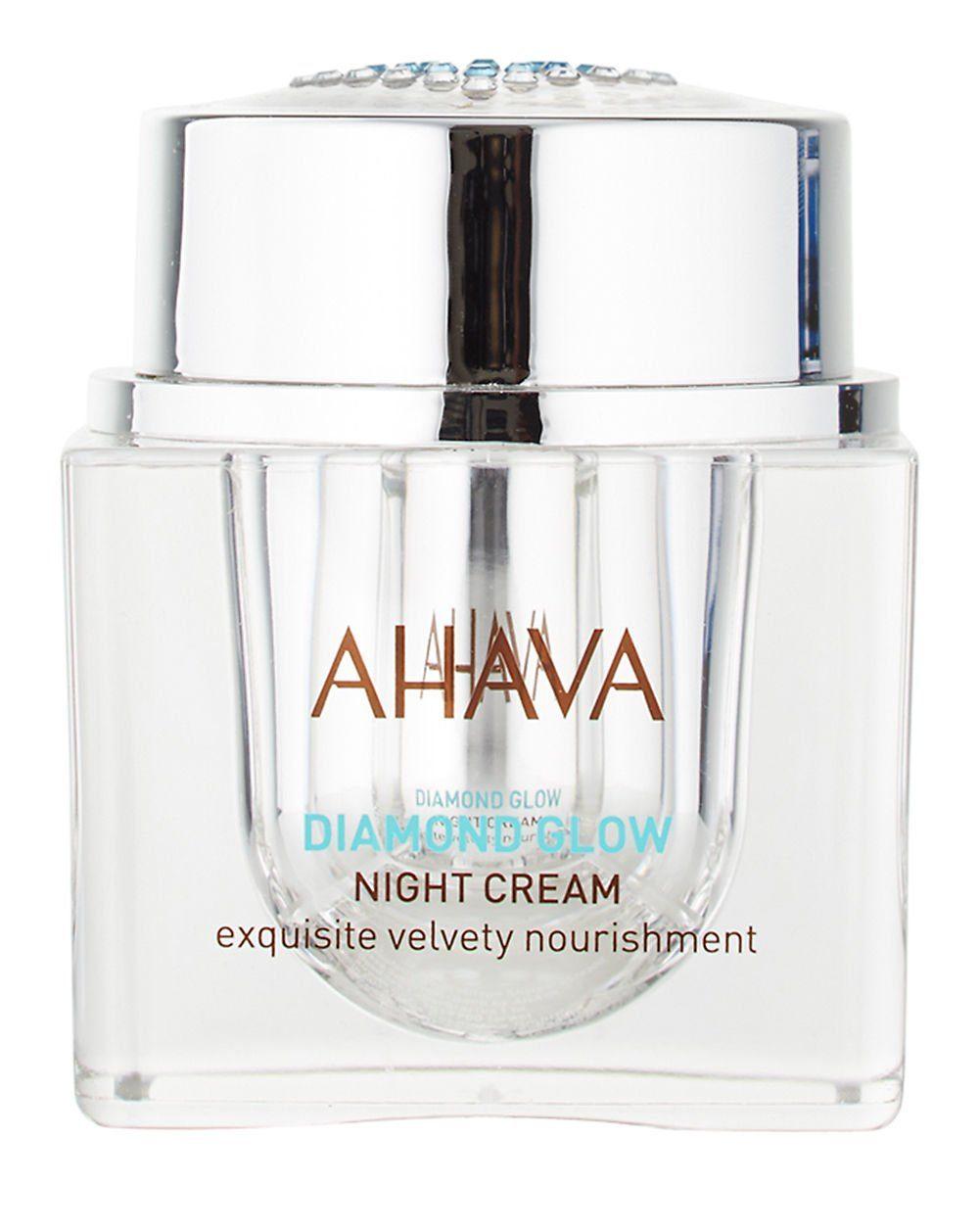 Ahava Nachtpflege »Diamond Glow Night Cream«