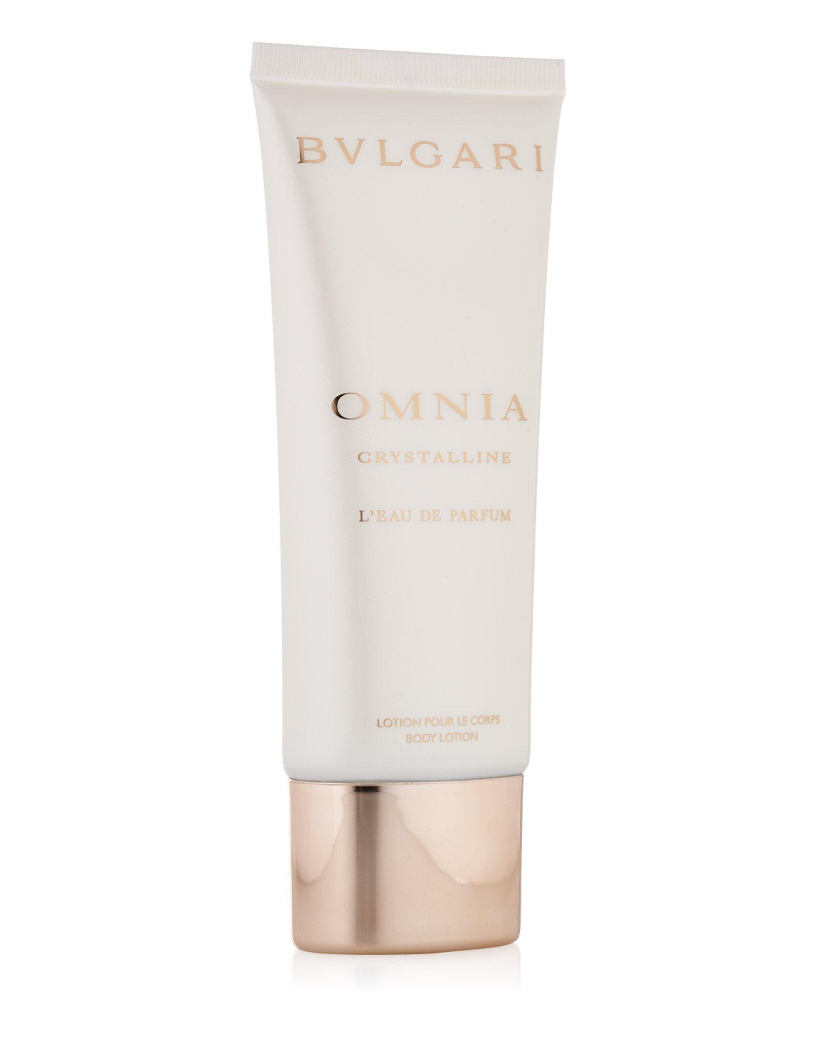 Bvlgari Bodylotion »Omnia Crystalline L'Eau«