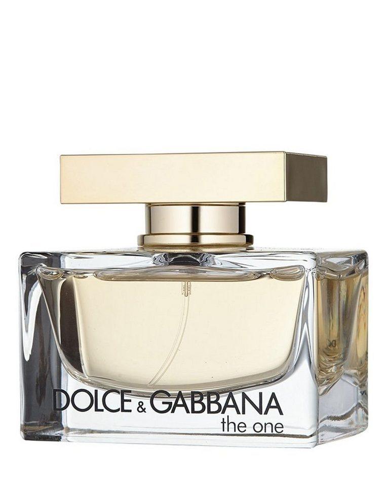 DOLCE&GABBANA Eau de Parfum »The One«