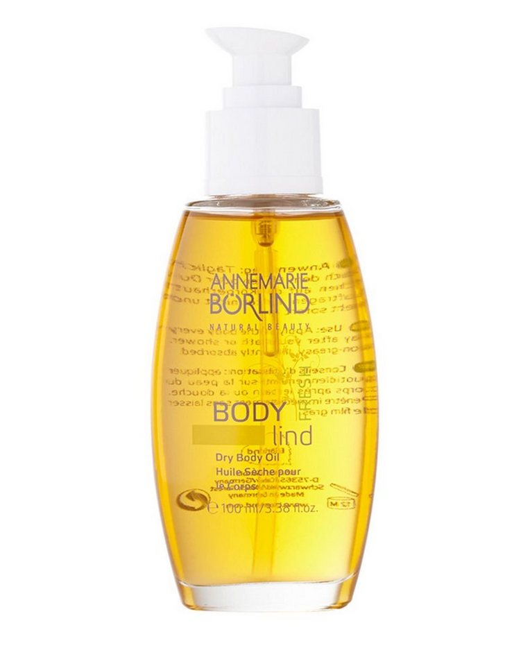 Annemarie Börlind Körperöl »Body Lind Fresh«