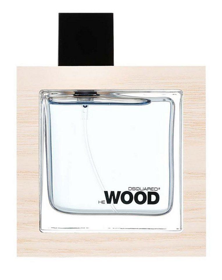 Dsquared2 Eau de Toilette »He Wood Ocean Wet Wood«