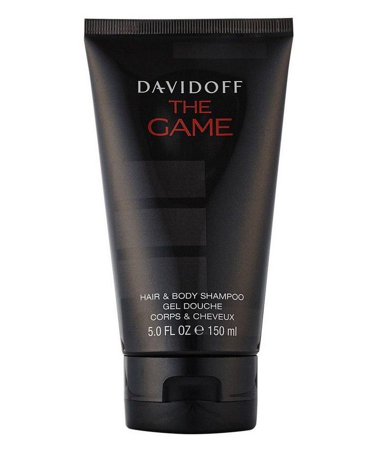 DAVIDOFF Haar- und Duschgel »The Game«