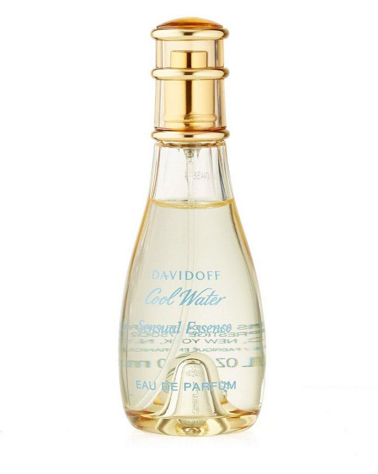 Davidoff Eau de Parfum »Cool Water Sensual Essence«