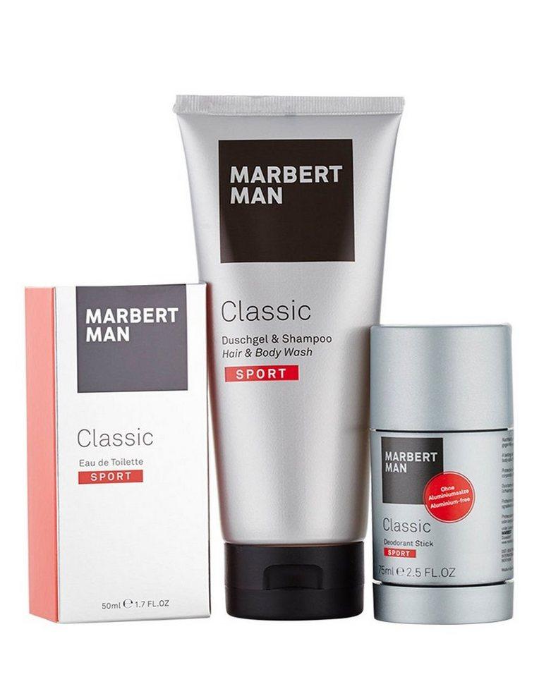 Marbert Parfum-Set »Man Classic Sport«