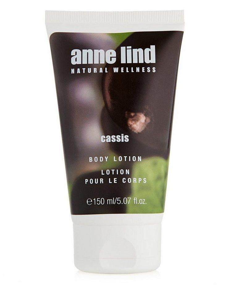 Annemarie Börlind Bodylotion »Anne Lind Cassis«