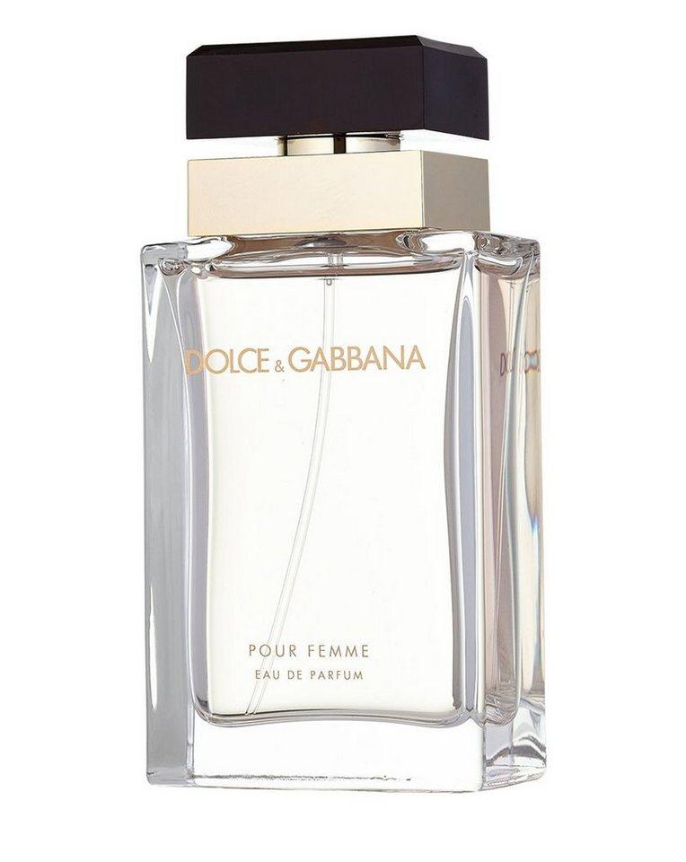 DOLCE&GABBANA Eau de Parfum »Pour Femme«