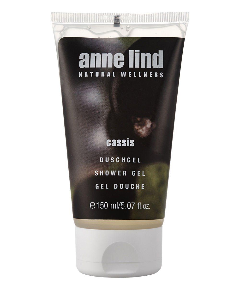 Annemarie Börlind Duschgel »Anne Lind Cassis«