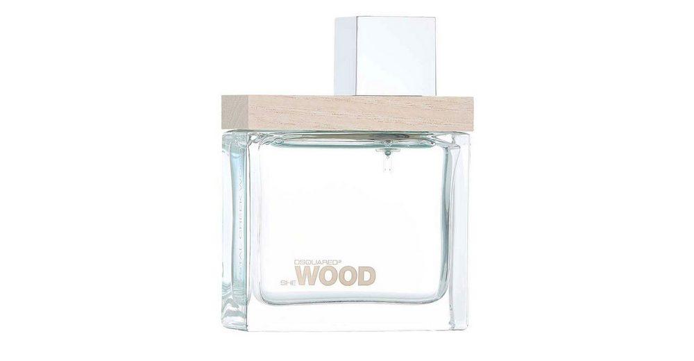 Dsquared2 Eau de Parfum »She Wood Crystal Creek Wood«