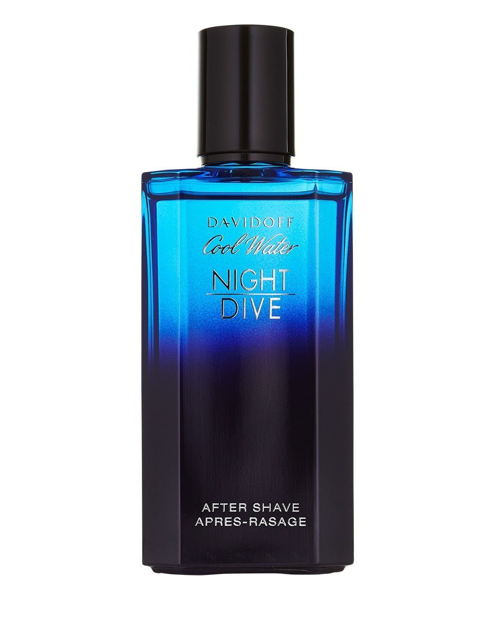 DAVIDOFF Aftershave-Lotion »Cool Water Night Dive«