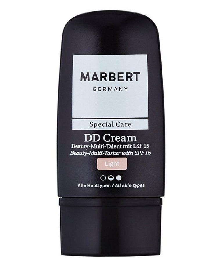 Marbert Getönte Tagescreme »Dd-Cream Beauty-Multi-Talent Mit 7« in 01 Light