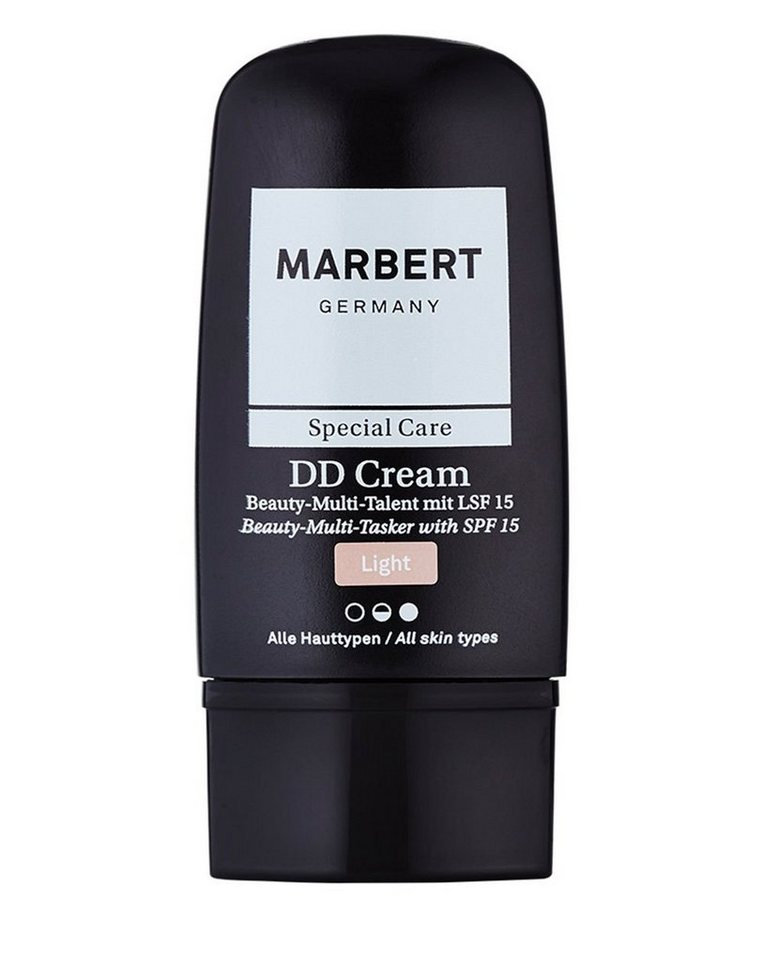 Marbert getönte Tagescreme »DD-Cream Beauty-Multi-Talent mit 7 Eigenschaften« in 01 light