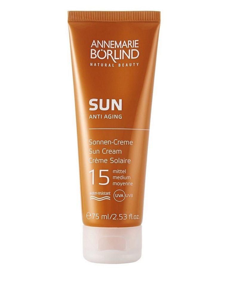 Annemarie Börlind Sonnencreme »Sun Sonnen-Creme Lsf 15«