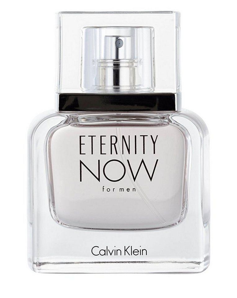 CALVIN KLEIN Eau de Toilette »Eternity Now«