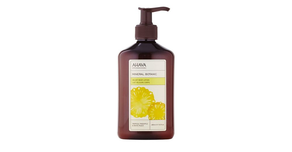 Ahava Bodylotion »Mineral Botanic Velvet Body Lotion Tropical Pineap«