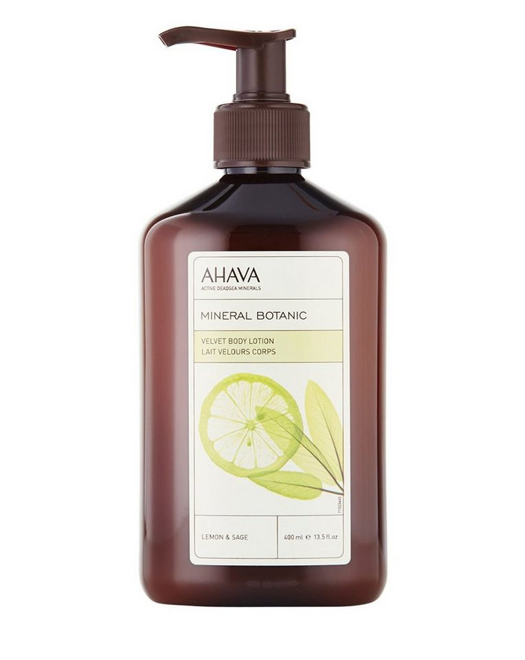 Ahava Bodylotion »Body Lotion Lemon & Sage«