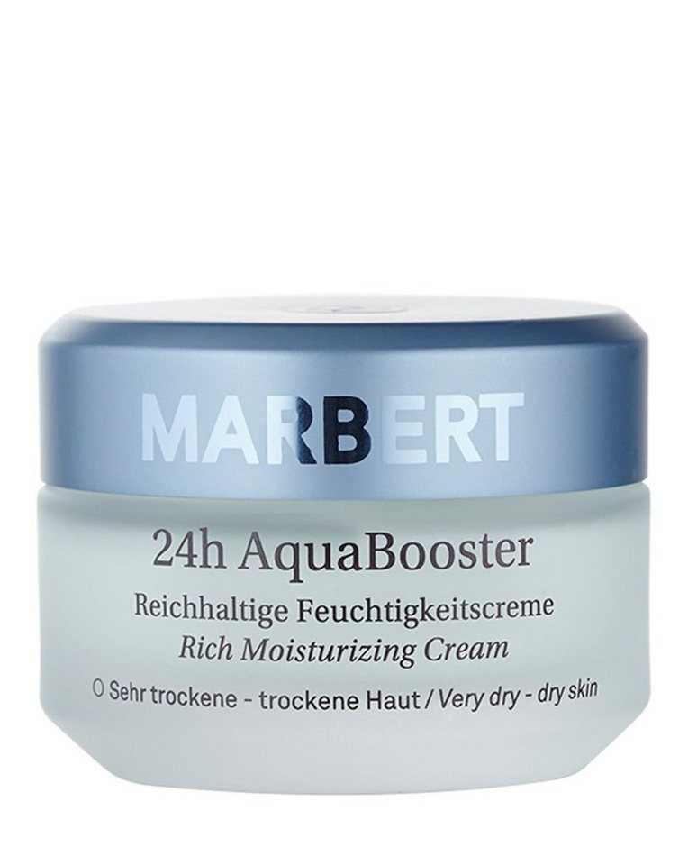Marbert Feuchtigkeitscreme »24h Aqua Booster Dry Skin«