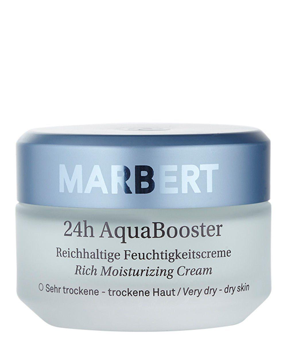 Marbert Feuchtigkeitspflege »24H Aqua Booster Dry Skin«
