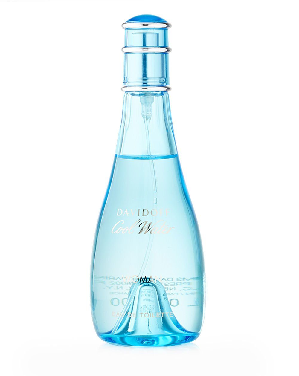 DAVIDOFF Eau de Toilette »Cool Water Woman«