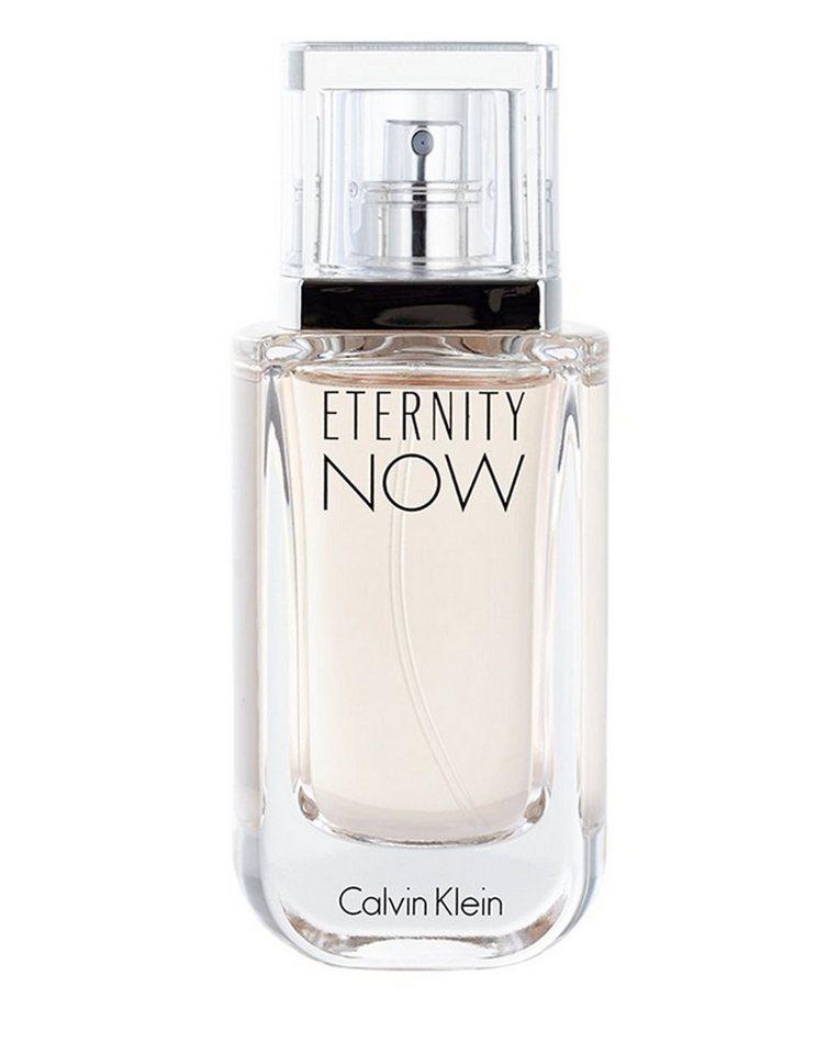 Calvin Klein Eau de Toilette »Eternity Now for Her«