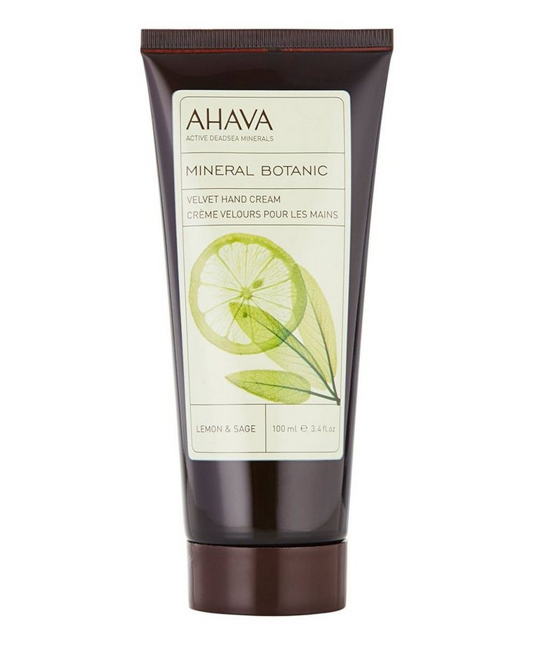 Ahava Handcreme »Hand Cream Lemon & Sage«