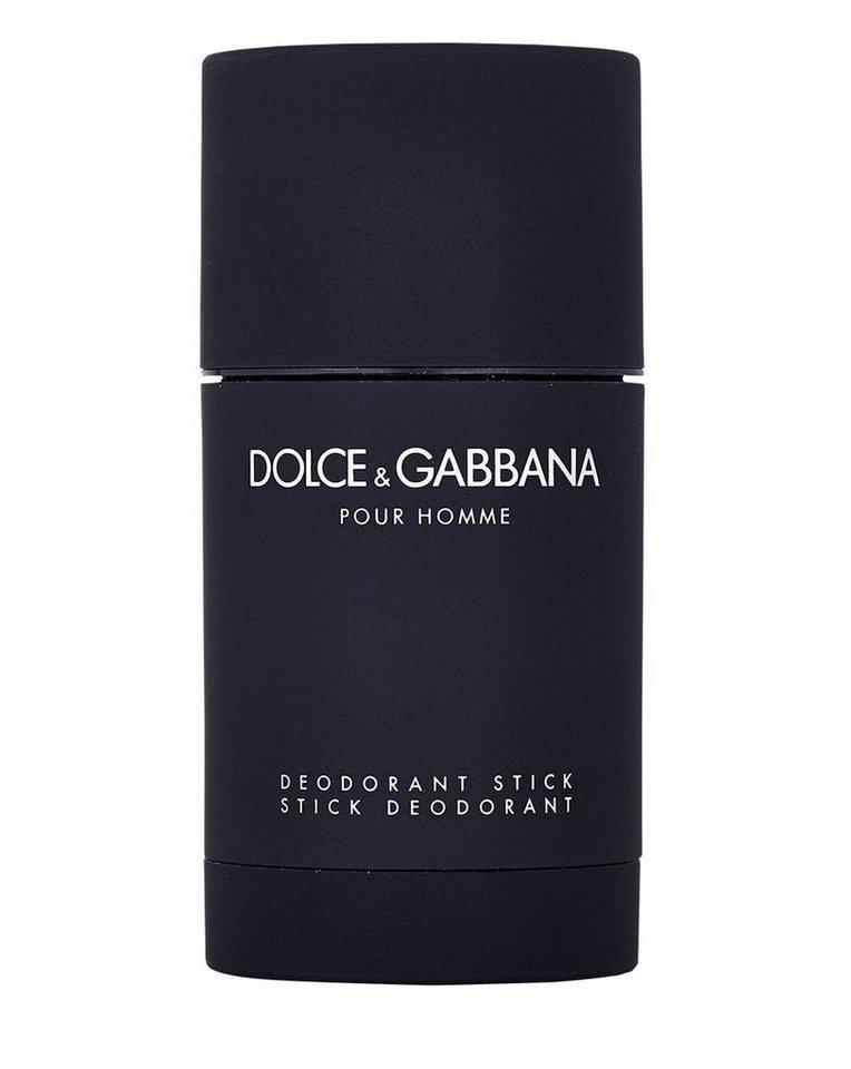 DOLCE&GABBANA Deo-Stick »Pour Homme«
