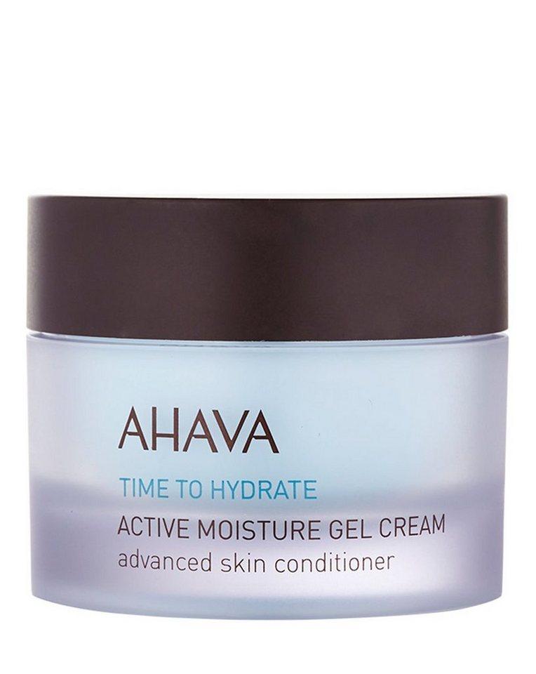 Ahava Gesichtscreme »Active Moisture Gel Cream Advanced Skin Conditione«