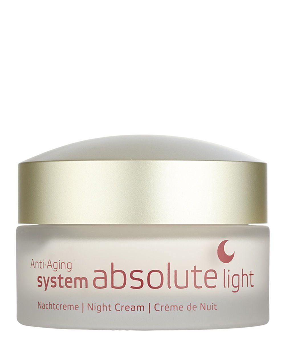 Annemarie Börlind Nachtpflege »System Absolute Light«