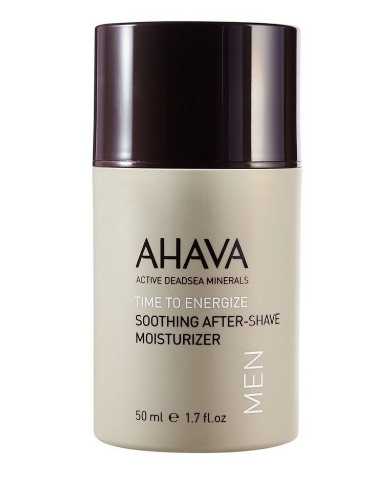 Ahava Aftershave-Emulsion »Soothing After-Shave Moisturizer«