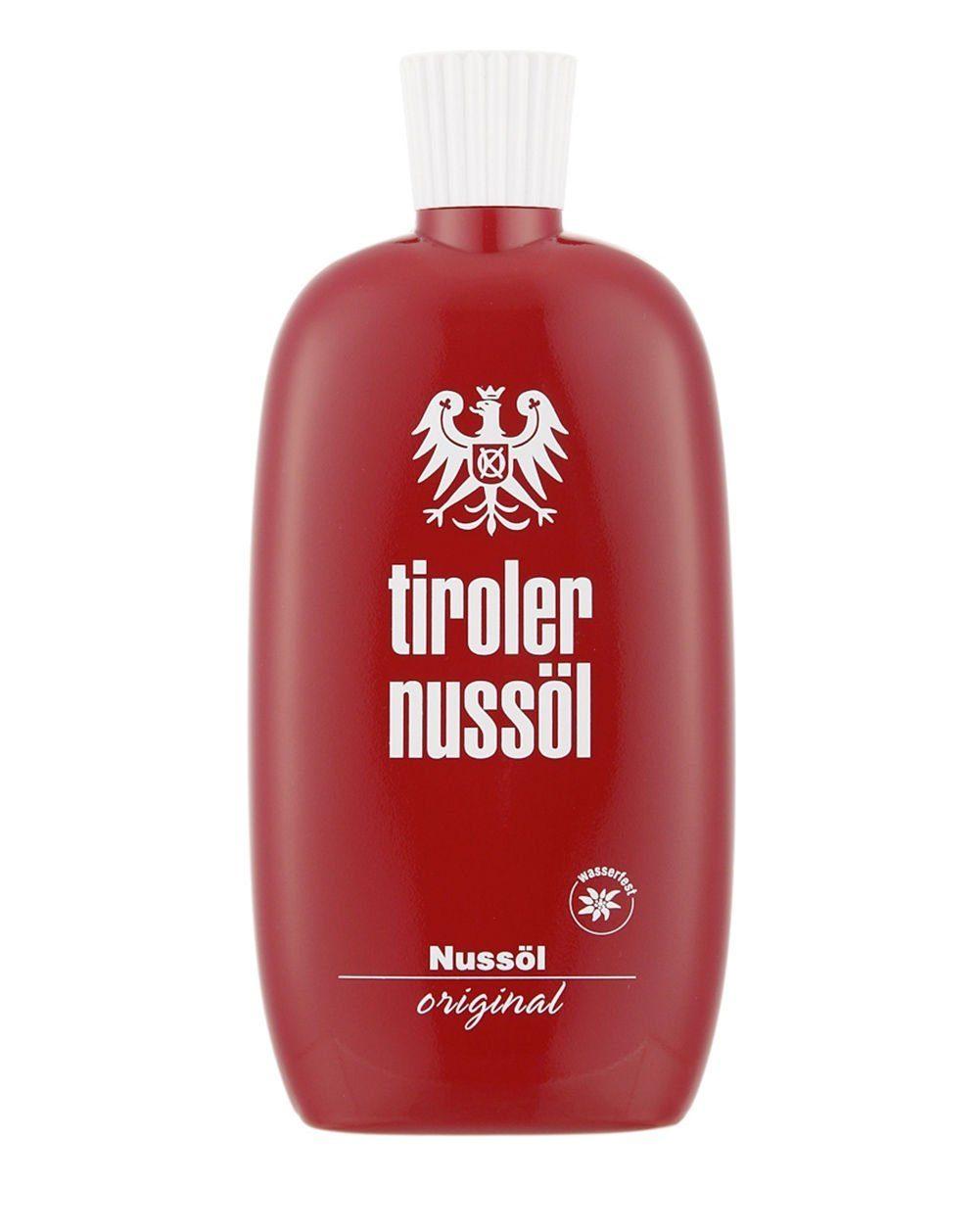 Tiroler Nussöl Sonnenöl »Original«