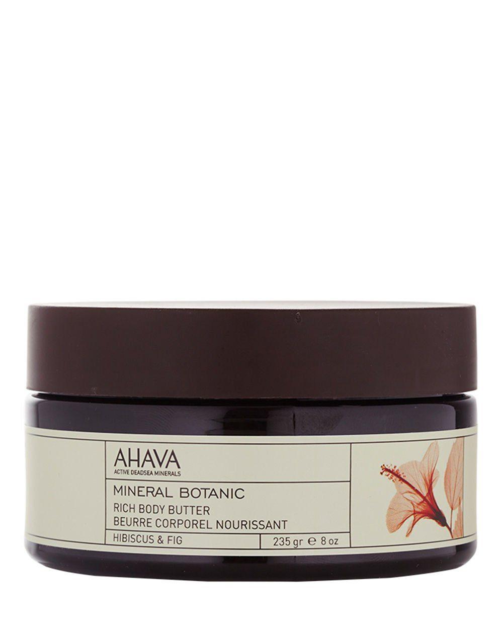 Ahava Körperbutter »Mineral Botanic«