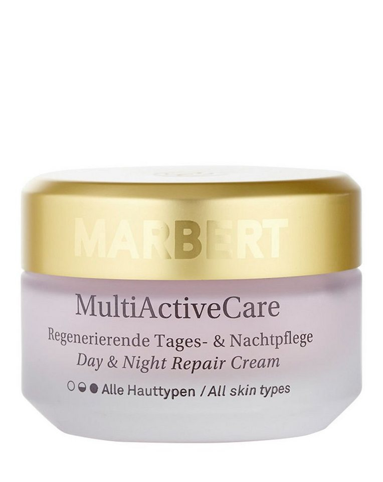 Marbert Gesichtscreme »Multi-Active Careday & Night Repair«