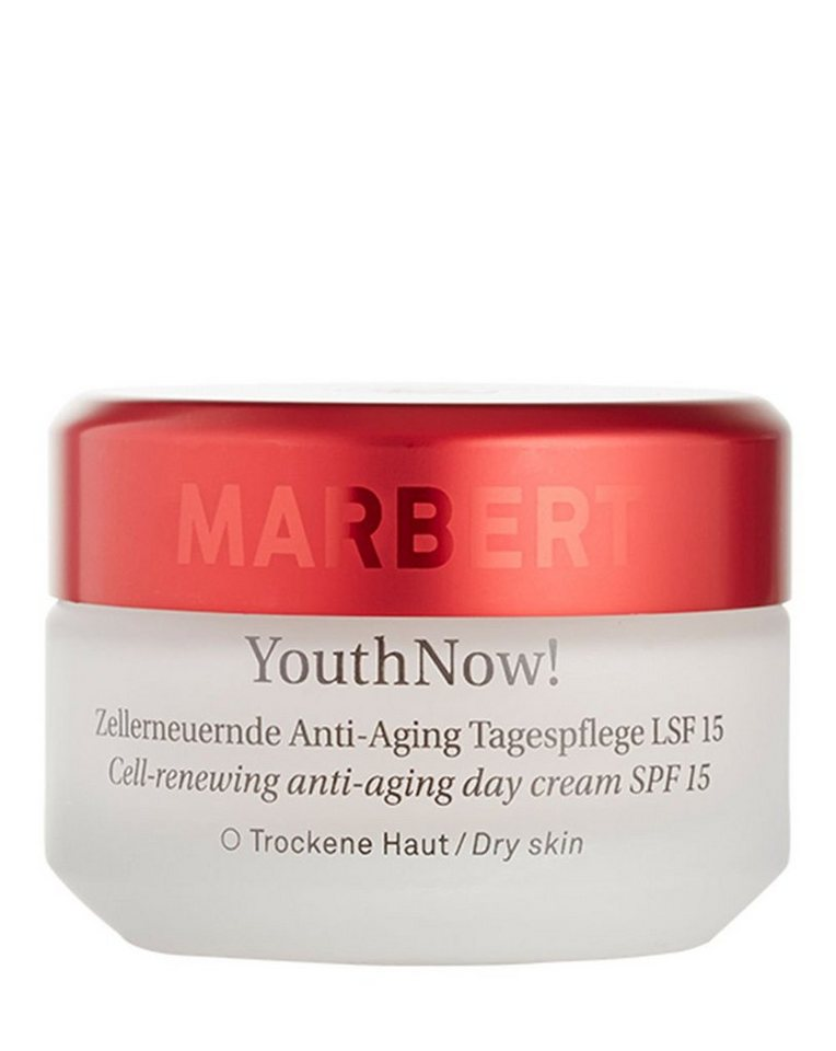 Marbert Tagescreme »YouthNow! Day Cream Dry Skin«