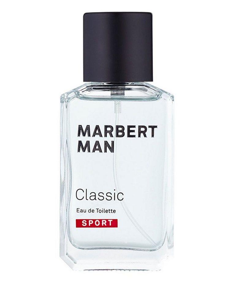 Marbert Eau de Toilette »Man Classic Sport«