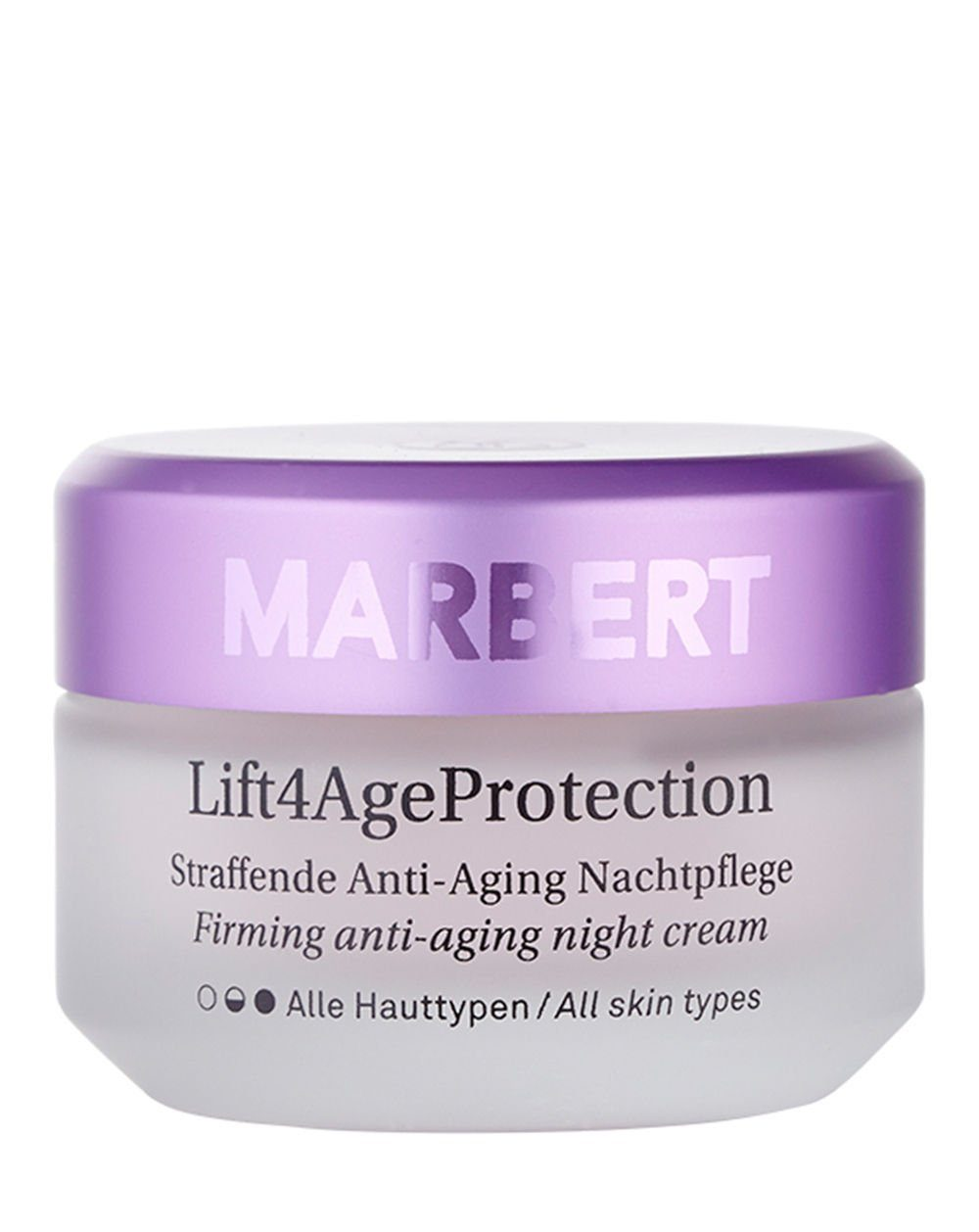Marbert Nachtpflege »Lift4Age Protection«