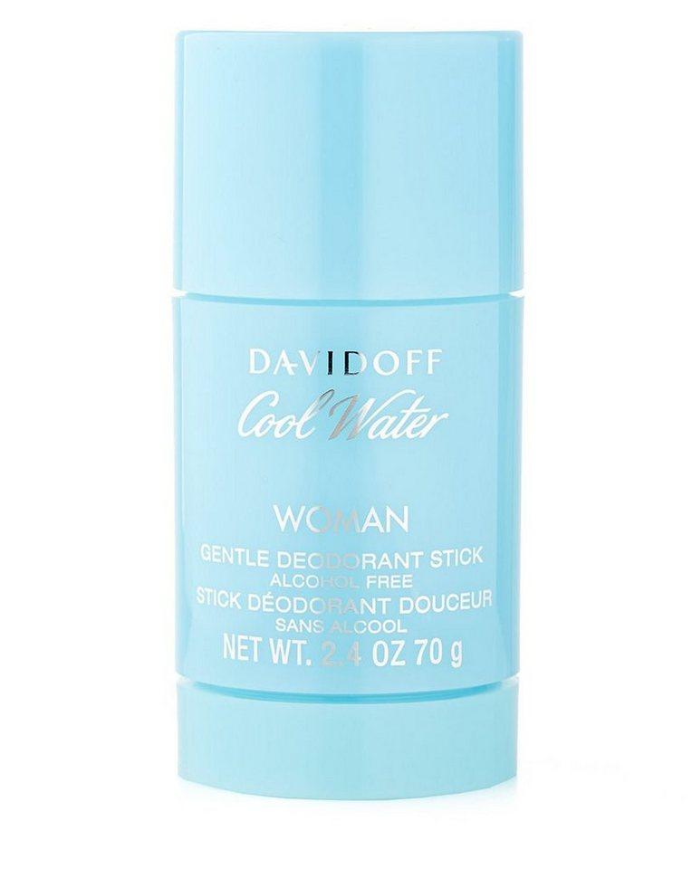 Davidoff Deo-Stick »Cool Water Woman«