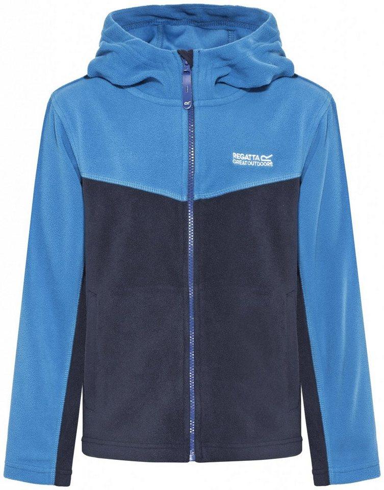 Regatta Outdoorjacke »Marty II Jacket Kids« in blau