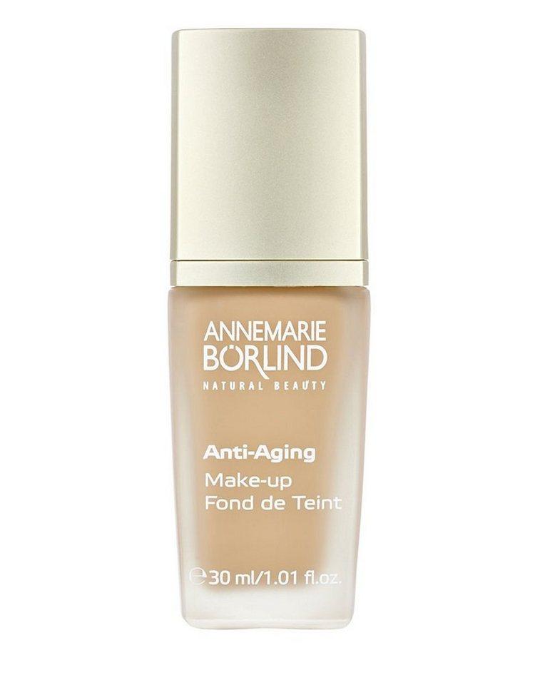 Annemarie Börlind Anti-Aging-Foundation »Natural Beauty« in 04k Almond