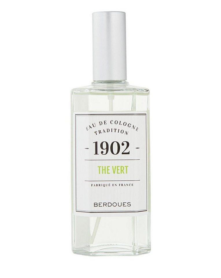 Berdoues Eau de Cologne »1902 Tradition The Vert«