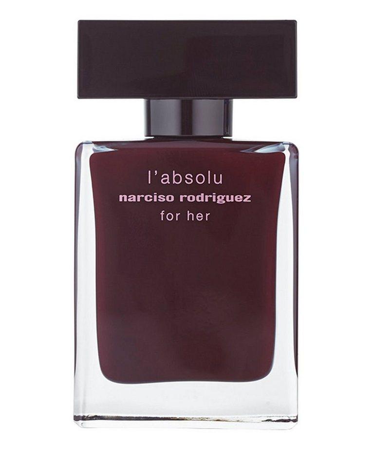 Narciso Rodriguez Eau de Parfum »For Her L'Absolu«