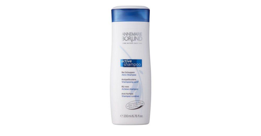 Annemarie Börlind Shampoo »Seide Natural Hair Care active Schuppen«