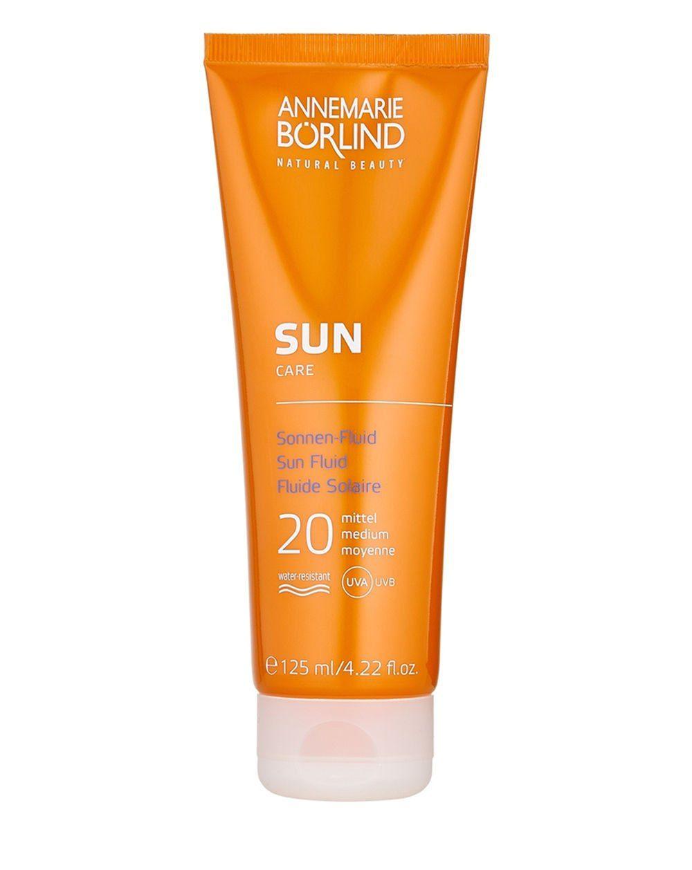 Annemarie Börlind Sonnenfluid »Sun Sonnen-Fluid Lsf20«