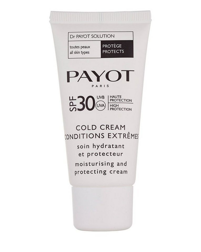 Payot Gesichtspflege »Cold Cream Conditions Solution Spf30«