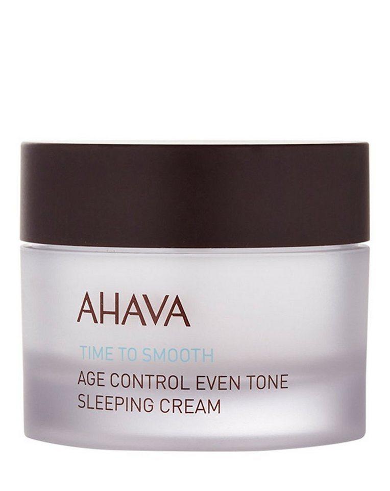 Ahava Nachtpflege »Age Control«