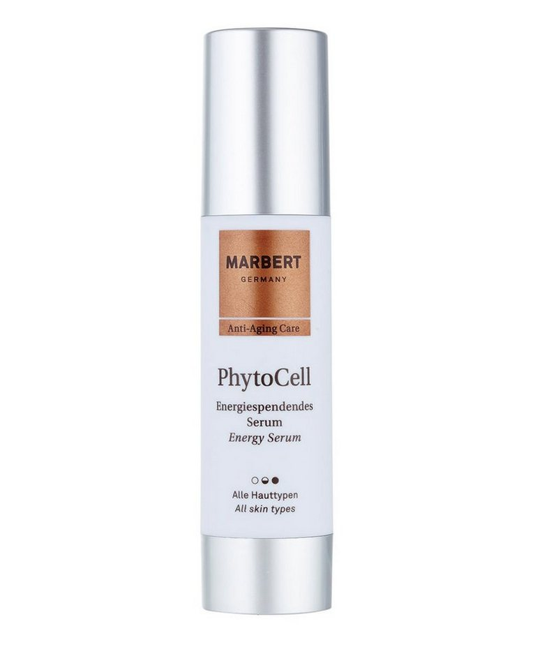 Marbert Serum »Phyto Cell Energyserum«