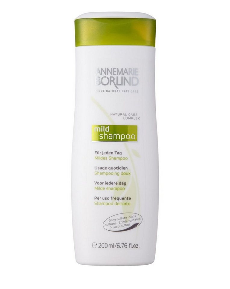 Annemarie Börlind Shampoo »Seide Natural Hair Care mild shampoo«