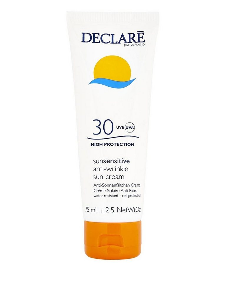 Declaré Sonnencreme »SunSensitive Anti-Wrinkle SPF 30«